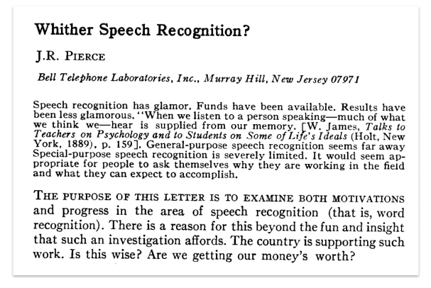 Image result for whither speech recognition